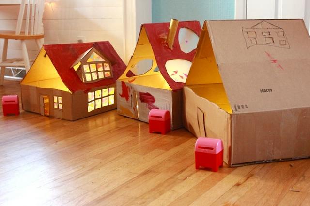 Brinquedos para fazer com as crianças nas férias