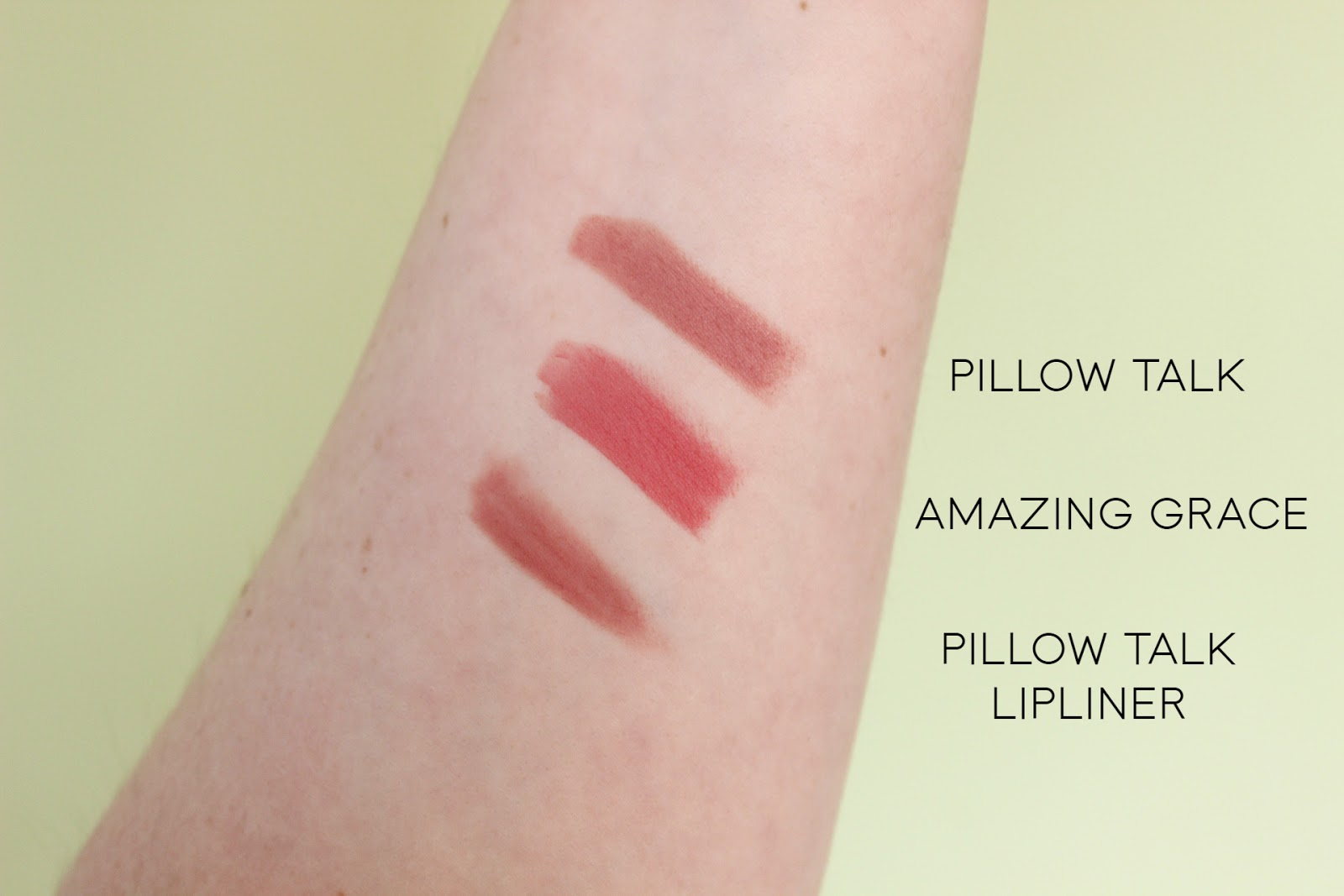 Charlotte Tilbury Lip Must Haves Swatches