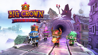 Big Crown Showdown Wallpaper