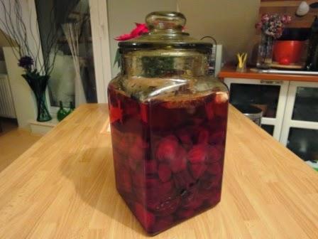 compotul de sfecla rosie este un preparat deosebit de sanatos