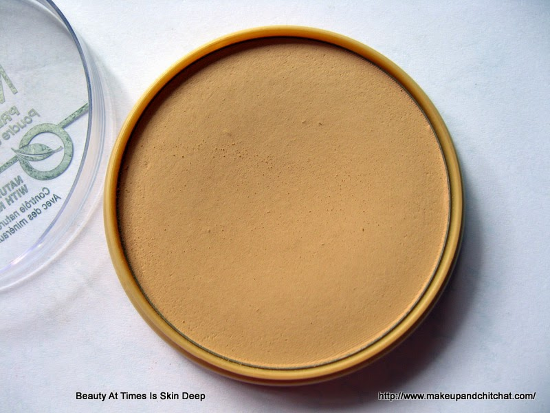 Review of Rimmel Stay Matte Compact in Mohair