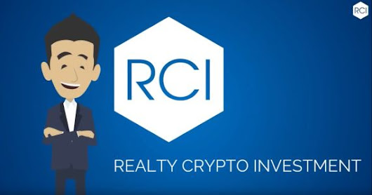 Cryptoinvestment in real property - RCI Token sale already live !!!!!!