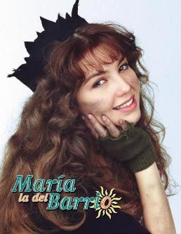sinopsis telenovela maria la del barrio (maria cinta yang hilang)