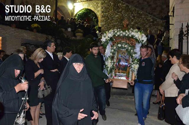 Εκοιμήθει η μοναχή Παταπία της Ιερας Μονής Καρακαλά (Αγίου Δημητρίου