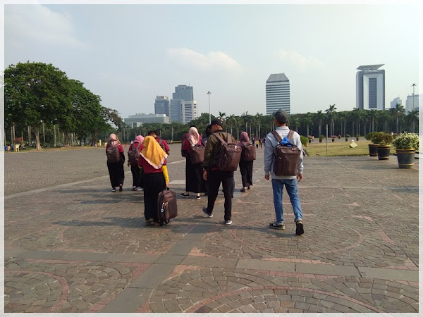 Menulis Tentang Jakarta di Akhir September: Outing Class ke PMII