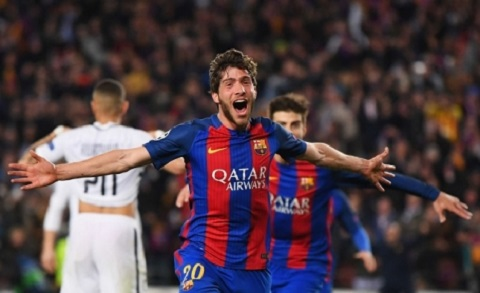 Roberto là chiếc chìa khóa vạn năng mà Barcelona sở hữu
