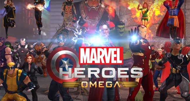 Chalgyr's Game Room: Marvel Heroes Omega - PS4 Preview