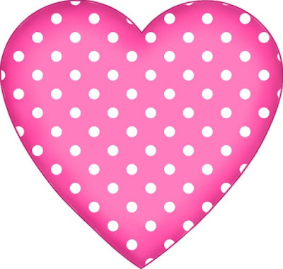 Polka Dot Heart - Keep Doing What You Love
