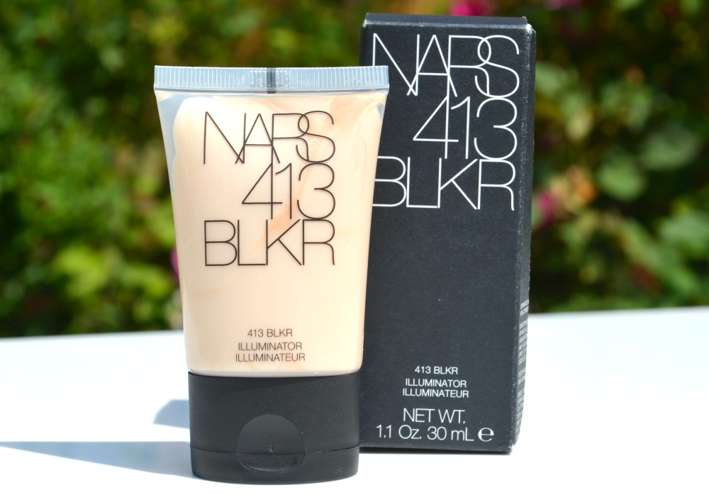 NARS 413 BLKR Illuminator Review and Swatches