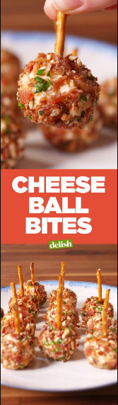 Cheese Ball Bítes