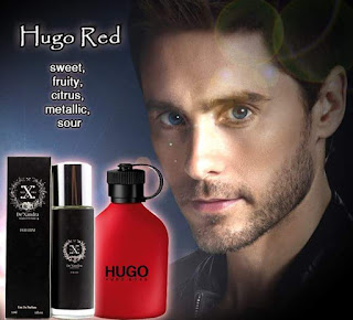 Hugo Boss,Hugo Red,Dexandra,Perfume