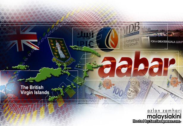 AS$3.5 Bilion 1MDB Dirompak
