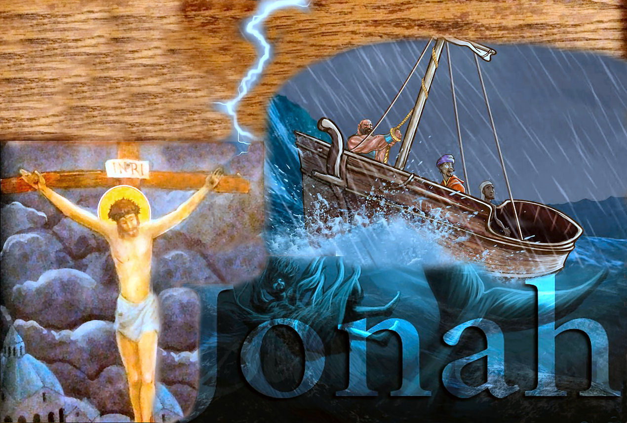 When the sailors saw the sea grow calm immediately after throwing Jonah overboard, they realised the greatness and reality of his God.