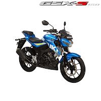 Paket Kredit Motor Murah Suzuki GSX 150S