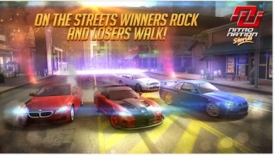 Nitro Nation Stories Mod Apk Data