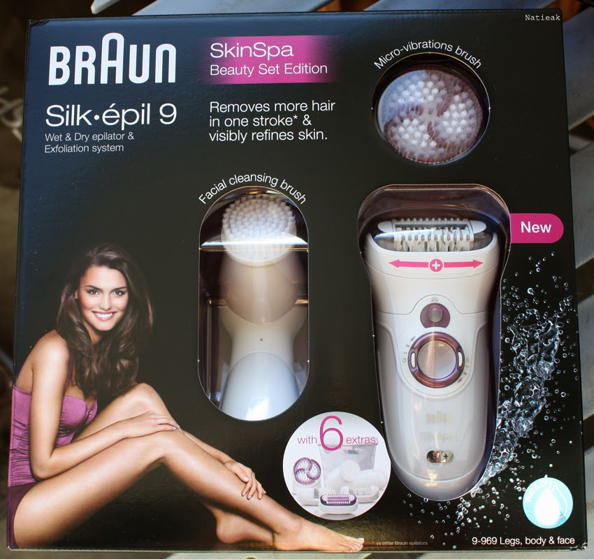 coffret skinSpa SkinSpa beauty Set Edition  9-969