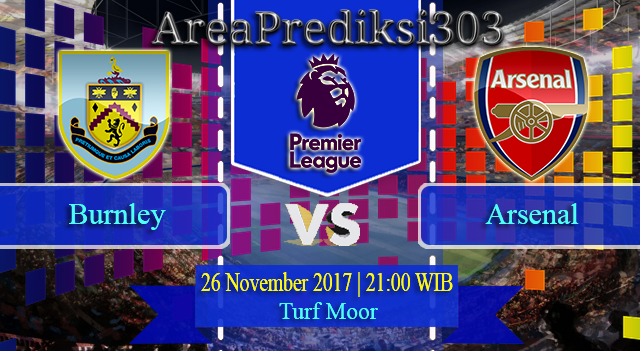 Prediksi Akurat Burnley vs Arsenal