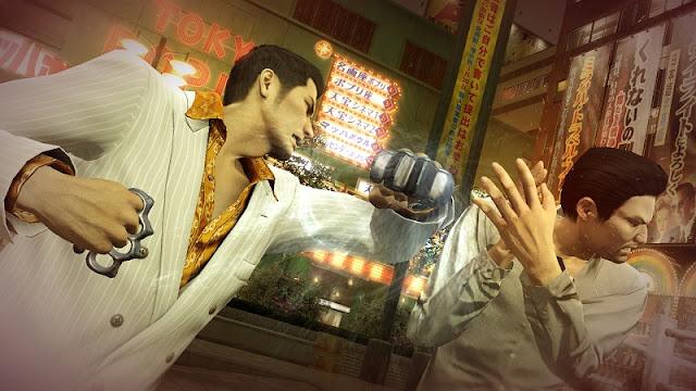 Yakuza 0 Kazuma Kiryu Story