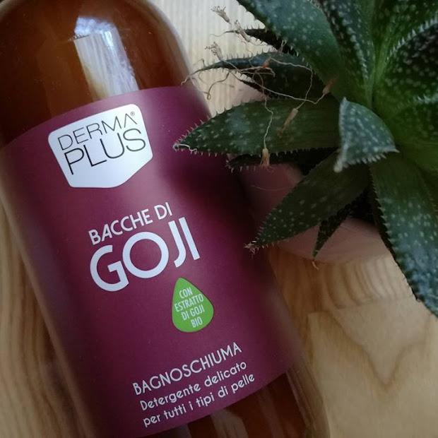 GOJI DERMAPLUS Pianka do kąpieli z ekstraktem z jagody Goji
