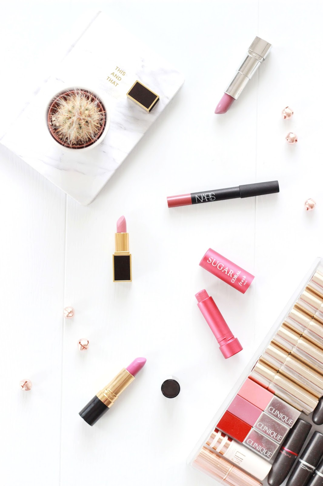 Lipsticks For Those Who Are Afraid To Go Bold.