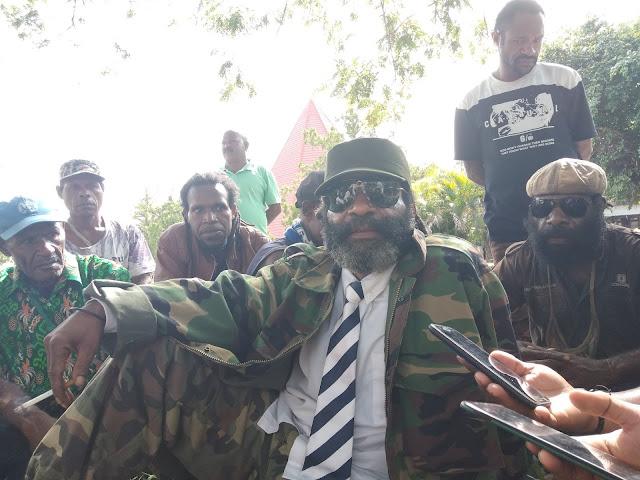 Buchtar Tabuni Dinyatakan Bebas dari DPO Polisi