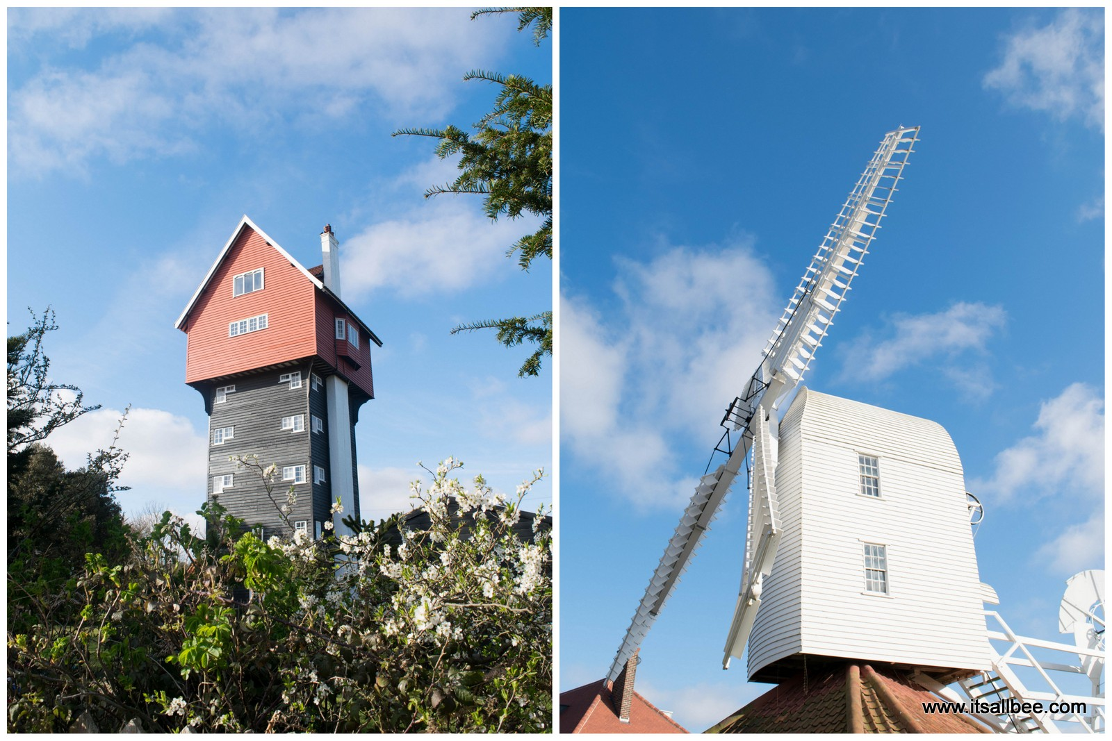 thorpeness house in the clouds | thorpeness windmill