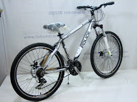 C 26 Inch Element Police 911 Vancouver Mountain Bike in Grey