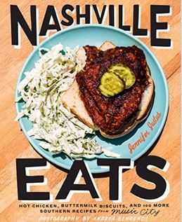 Nashville Eats cover