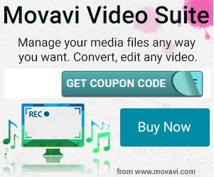Movavi Video Suite Personal License Key BUY NOW