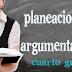 Planeaciones argumentadas-Primer Bimestre 2016-2017 CUARTO GRADO