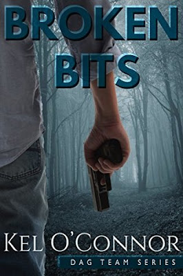 cover of Broken Bits by Kel O'Conner