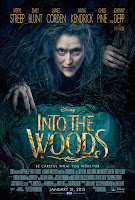 魔法黑森林(Into The Woods)poster