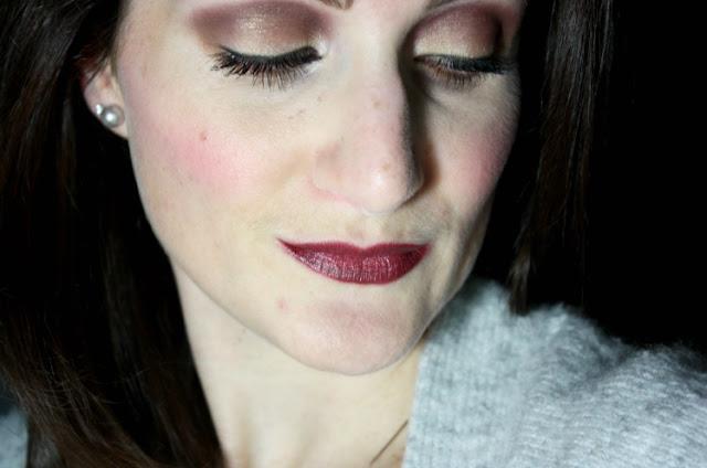 burgundy-makeup