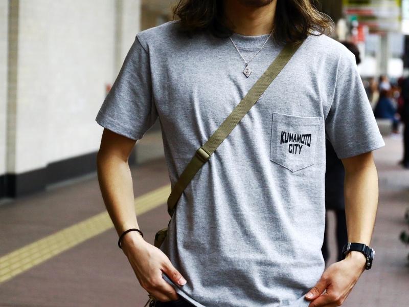 【今年もKUMAMOTO CITY T-shirtデリバリー開始しました。ポケTeeも仲間入り!】