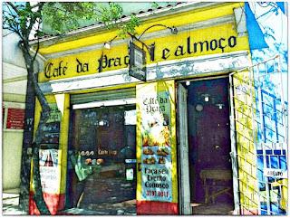 Café da Praça e Almoço, Viamão