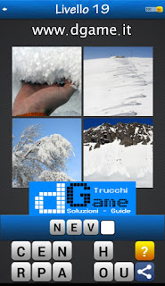 PACCHETTO 5 Soluzioni Trova la Parola - Foto Quiz con Immagini e Parole soluzione livello 19