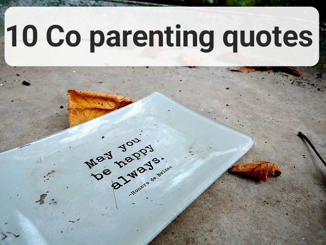 Co Parenting Quotes Delectable 48 Co Parenting QUOTES