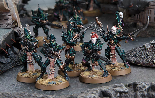 Kill Teams Drukhari