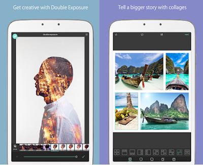 أقوى برامج تغيير ألوان الصور وتعديلها والكتابة عليها Pixlr – Free Photo Editor للأندرويد