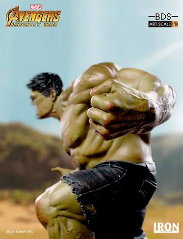 Avengers: Infinity War: Hulk