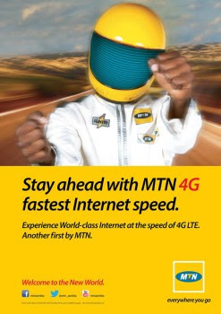 MTN Commences 4G LTE Internet Services Trial in Nigeria