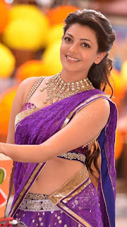 Kajal Aggarwal Pics from movie Khiladi no 150 (18).jpg