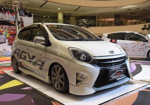 mobil paling laris Toyota Agya