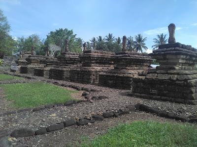 Situs peninggalan Kerajaan Lamuru