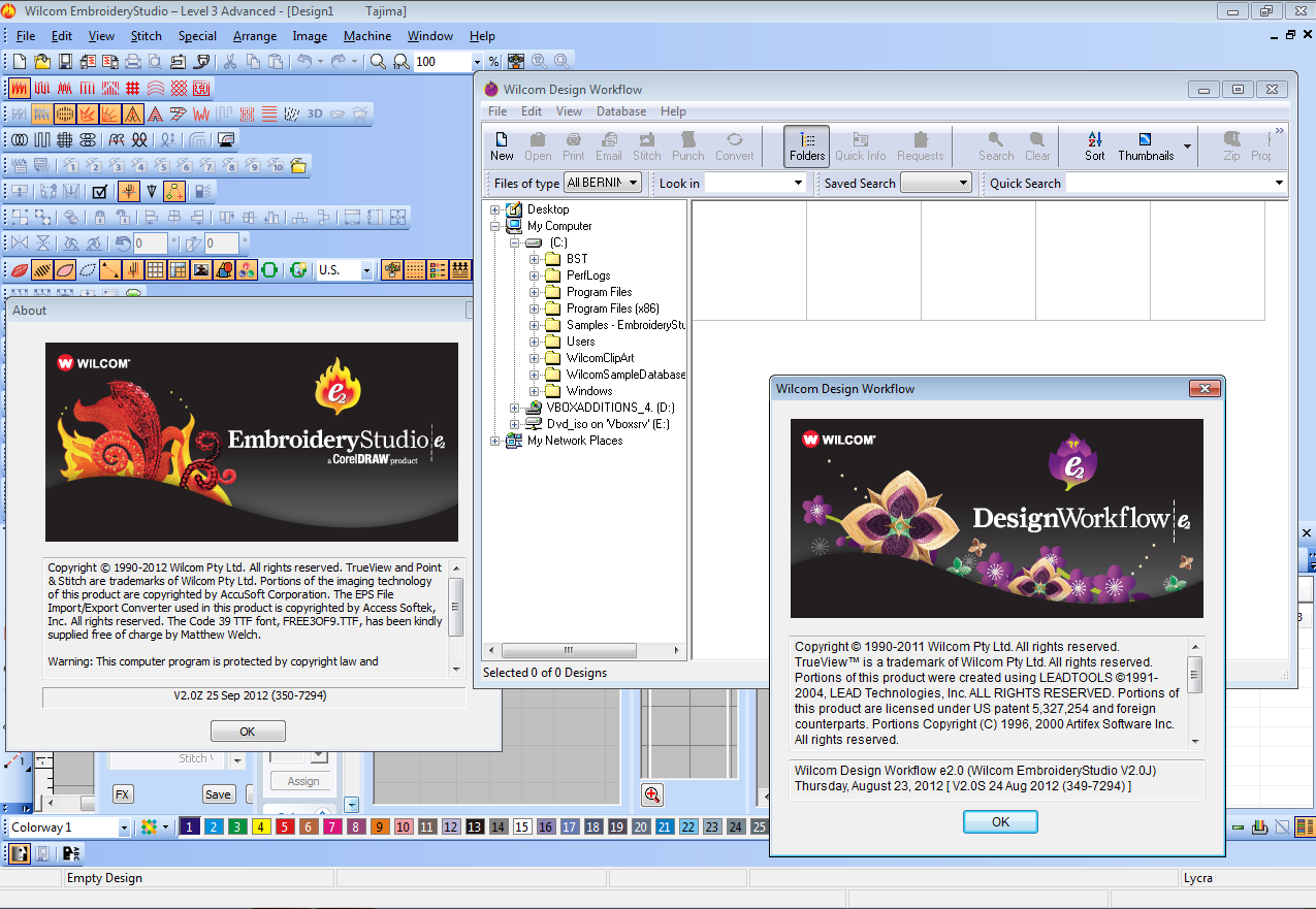 Wilcom Embroidery Software E2 Crack