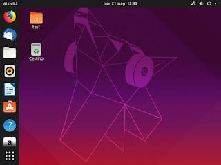GUI Ubuntu