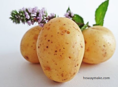 Facts about benefits of potatoes for the face