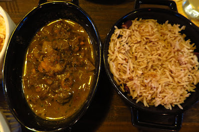 Lime House, goat curry