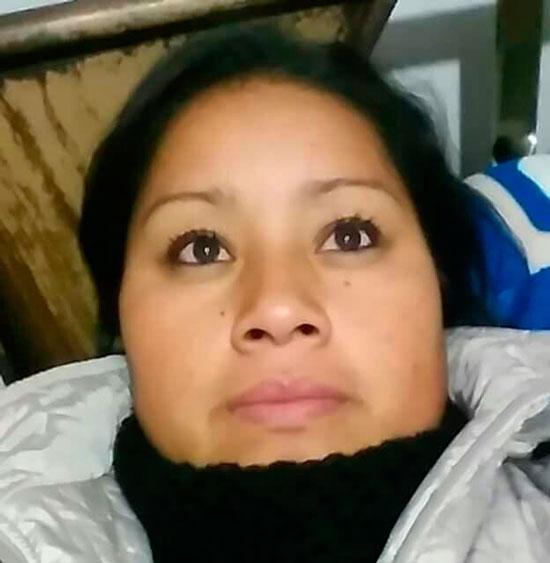 Mujer que era buscada por familiares tuvo que mudarse a La Quiaca por violencia sufrida en Monterrico
