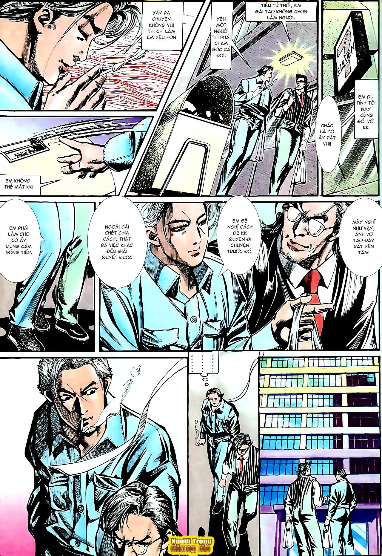 Người Trong Giang Hồ chapter 148: em đã gả cho anh trang 15